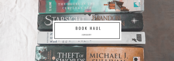 Book Haul: January