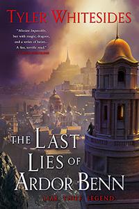 the last lies of ardor benn