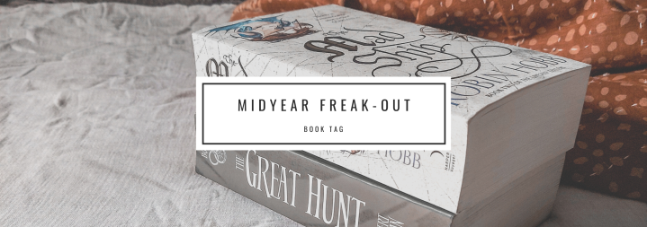 THE MID-YEAR BOOK FREAK OUT(2021)